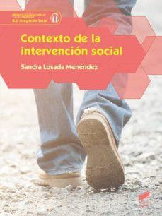 Javiercoterillo.es Contexto De La Intervencion Social Image