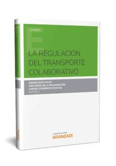 regulacion del transporte colaborativo-andres boix palop-9788491778134