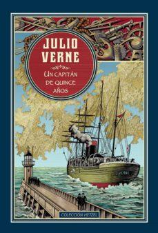 Libros en pdf descargables gratis en línea UN CAPITAN DE 15 AÑOS (HETZEL) 9788491870234 de JULIO VERNE