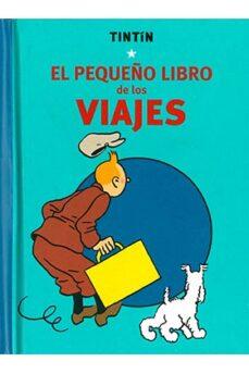 tintin. el pequeño libro de los viajes-9788494527234