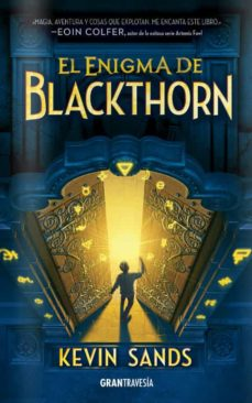 el enigma de blackthorn-kevin sands-9788494551734