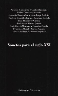 Javiercoterillo.es Sonetos Para El Siglo Xxi Image