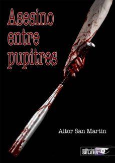 Libreta gratuita descargada ASESINO ENTRE PUPITRES  in Spanish