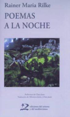 poemas a la noche-rainer m. rilke-9788496327634
