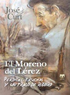 Amazon mira el descargador de libros EL MORENO DEL LÉREZ de JOSE CURT