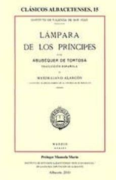 Debatecd.mx Lampara De Los Principes (Incluye Cd-rom) (Prologo De Manuela Mar In) Image