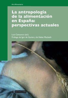 Bressoamisuradi.it La Antropología De La Alimentación En España: Perspectivas Actual Es Image