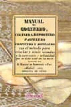 Bressoamisuradi.it Manual Del Cocinero, Cocinera, Repostero Repostero, Pastelero, Co Nfitero Y Botillero Image