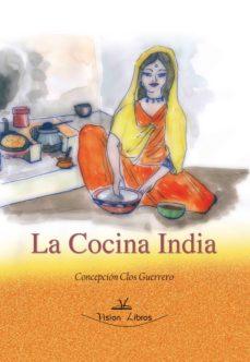 la cocina india (ebook)-clos guerrero concepcion-9788498865134