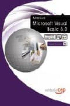 Viamistica.es Manual Microsoft Visual Basic 6,0. Formacion Para El Empleo Image