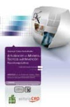 Inciertagloria.es Manual Actualizacion En Modelos Y Tecnicas De Intervencion Psicot Erapeutica (Coleccion Formacion Continuada) Image