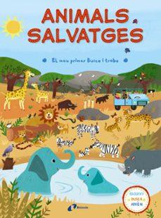 Emprende2020.es El Meu Primer Busca I Troba: Animals Salvatges Image