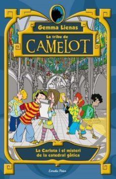 4. la carlota i el misteri de la catedral gòtica (ebook)-gemma lienas-9788499327334