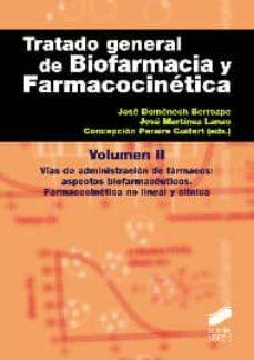 Libros de audio descargables de Amazon TRATADO GENERAL DE BIOFARMACIA Y FARMACOCINÉTICAII 9788499589534