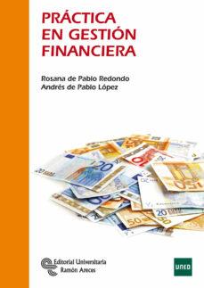 practica en gestion financiera-rosana de pablo redondo-andres de pablo lopez-9788499611334
