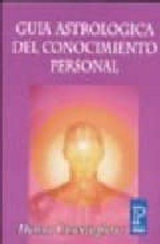 Carreracentenariometro.es Guia Astrologica Del Conocimiento Personal (3ª Ed.) Image