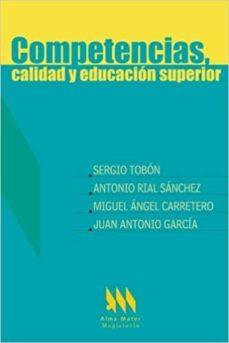 COMPETENCIAS CALIDAD Y EDUCACIÓN SUPERIOR - AA VV | Triangledh.org