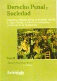Javiercoterillo.es Derecho Penal Y Sociedad: Tomo Ii Image