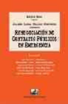 Javiercoterillo.es Renegociacion De Contratos Publicos En Emergencia Image