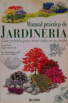 MANUAL PRÁCTICO DE JARDINERÍA - VVAA | Adahalicante.org