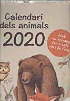 Colorroad.es El Calendari Dels Animals 2020 Image