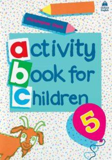Scribd book downloader OXFORD ACTIVITY BOOKS FOR CHILDREN: BOOK 5