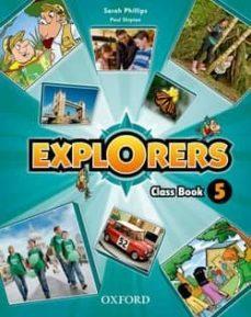 Descargar EXPLORERS 5 CLASS BOOK gratis pdf - leer online