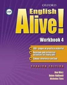 Descargar ENGLISH ALIVE! 4 WORKBOOK gratis pdf - leer online