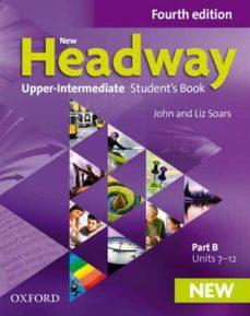 new headway upper-intermediate student s book+workb00k w/o pk 4e-9780194718844