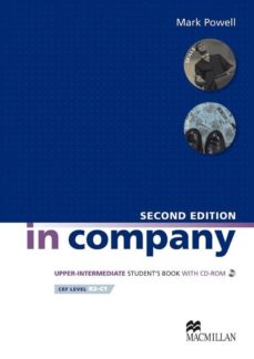 in company upper intermediate (2nd edition) student s book with c d rom-9780230717244