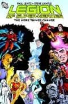 Inmaswan.es The Legion Of Super-heroes. The More Things Change Image