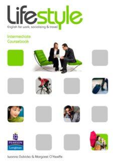 Ebooke gratis para descargar LIFESTYLE INTERMEDIATE 9781408237144 en español  de