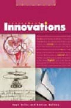 Descargar libros en ingles pdf INNOVATIONS (COURSE BOOK) (ADVANCED) de  (Literatura española)