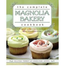 the complete magnolia bakery cookbook-allysa torey-9781439175644