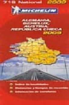 Relaismarechiaro.it Alemania, Austria, Benelux, Republica Checa 2009 (Ref. 719) (Mapa S National) Image