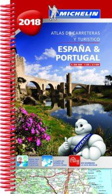 atlas de carreteras españa & portugal 2018 (escala 1/350000 - 1/800000)-9782067226944