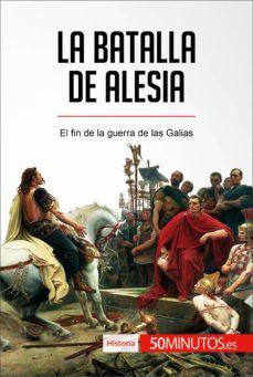 la batalla de alesia (ebook)-9782808002844