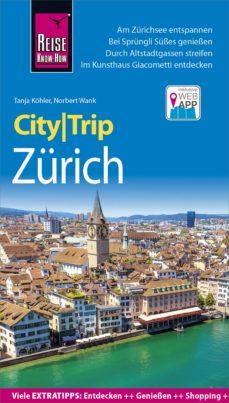 reise know-how citytrip zürich (ebook)-norbert wank-tanja köhler-9783831747344