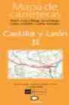 mapa de carreteras castilla y leon ii (1:300000)-9788408060444