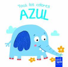 toca los colores: azul-9788408134244