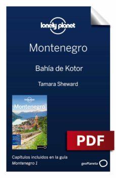 montenegro 1. bahía de kotor (ebook)-peter dragicevich-9788408189244