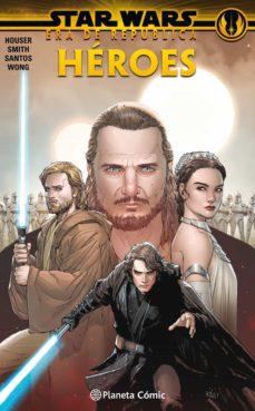 Viamistica.es Star Wars Era De La Republica: Heroes (Tomo) Image