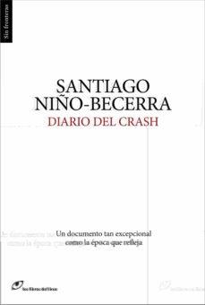 diario del crash-santiago niño becerra-9788415070344