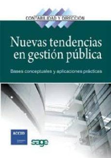 nuevas tendencias en gestión pública (ebook)-9788415735144