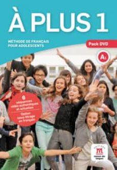 Descarga gratuita de ordenador A PLUS 1 A1 DVD PACK ePub FB2 iBook (Spanish Edition)