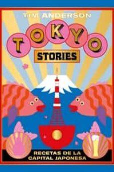 Descargas de libros electrónicos gratis para iphone TOKYO STORIES