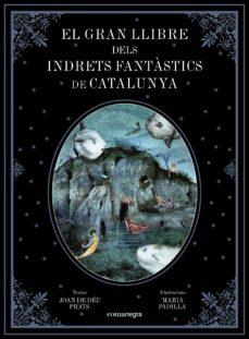 el gran llibre dels indrets fantastics de catalunya-joan de deu prats i pijoan-9788417188344