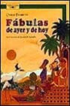 fabulas de ayer y de hoy-carlo frabetti-9788420458144