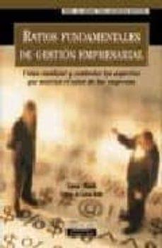 Inmaswan.es Ratios Fundamentales De Gestion Empresarial Image