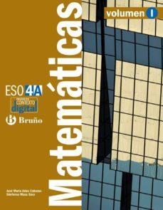 Encuentroelemadrid.es Contextodigital Matemáticas 4 B Eso - 3 Volúmenes Educación Secundaria Obligatoria - Segundo Ciclo - 4º Image